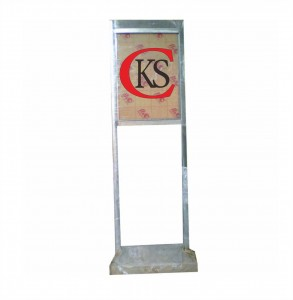 CV. Cipta Kreasindo Stainless poster-display-double-293x300 poster display double