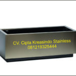 CV. Cipta Kreasindo Stainless pot-persegi-1-150x150 POT TANAMAN STAINLESS
